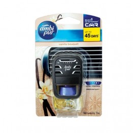 Ambi pur Car Air Freshner - Vanilla Bouquet Car Freshner