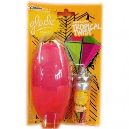 Glade Touch 'n' Fresh - Tropical Twist Car Freshner