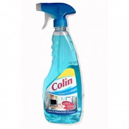 Colin Cleaner - Glass & Household Cleaners