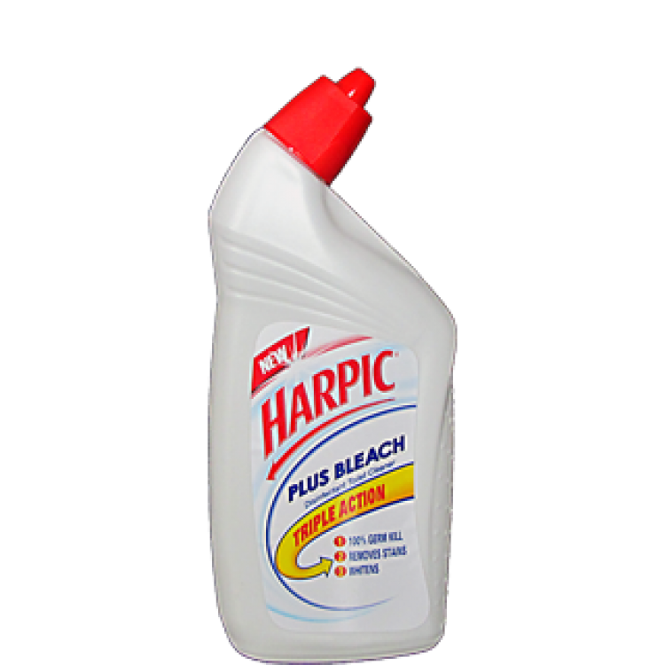 Harpic Toilet Cleaner Plus Bleach