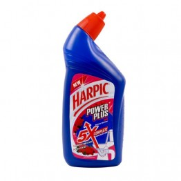 Harpic Toilet Cleaner - Power Plus (Rose) Toilet and Floor Cleaners