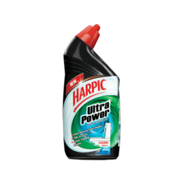 Harpic Toilet Cleaner - Ultra Power Toilet and Floor Cleaners