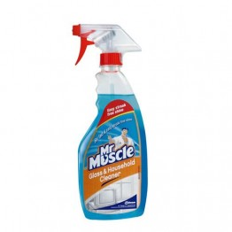 Mr. Muscle - Glass & Household Cleaner Glass Drain & Other Cleaners