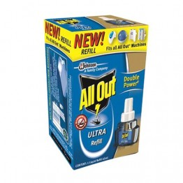 All Out Liquid Mosquito Repellent - Ultra Refill Mosquito repellent