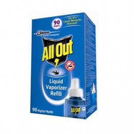 All Out Liquid Vaporizer Refill 90Nights Mosquito repellent