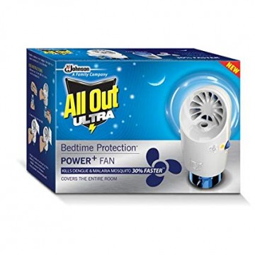 All Out Power Plus Fan Machine Repellents & Freshners