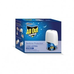 All Out Super 45 Nights Combi - Liquid Vaporizer Mosquito repellent