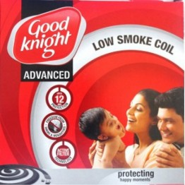 Good knight Low Smoke Coil - Advanced Mosquito repellent