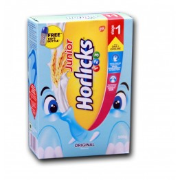 Horlicks Junior Health Drink - Original (Stage 1) Refil health care