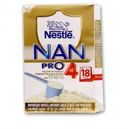 Nestle - Nan Pro Stage 4 Baby food