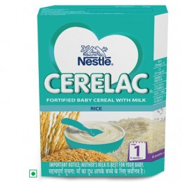 Nestle Cerelac - Rice (Stage 1) Baby food