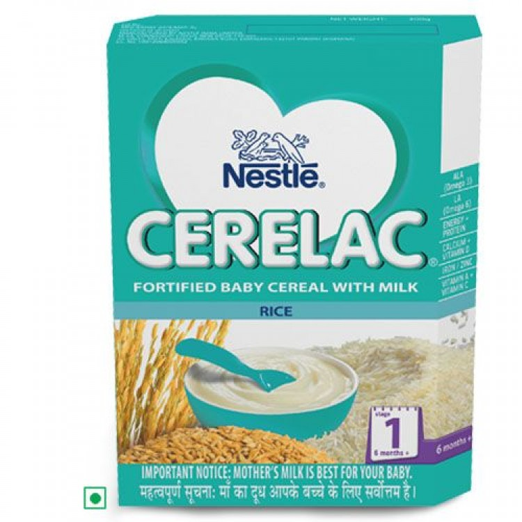 Cerelac Baby Food Stage