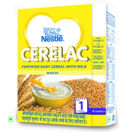 Nestle Cerelac - Wheat (Stage 1) Baby food
