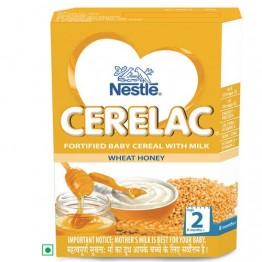 Nestle Cerelac - Wheat Honey (Stage 2) Baby food