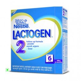 Nestle Lactogen - Follow Up Formula (Stage 2) Baby food