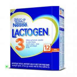 Nestle Lactogen - Follow Up Formula (Stage 3) Baby food