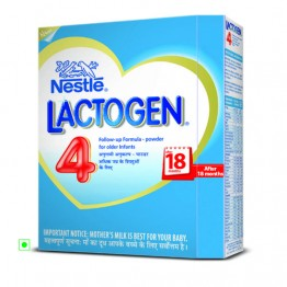 Nestle Lactogen - Follow Up Formula (Stage 4) Baby food
