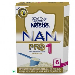 Nestle Nan Pro - Stage 1 Baby food