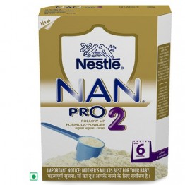 Nestle Nan Pro - Stage 2 Baby food