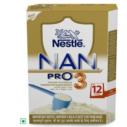 Nestle Nan Pro - Stage 3 Baby food