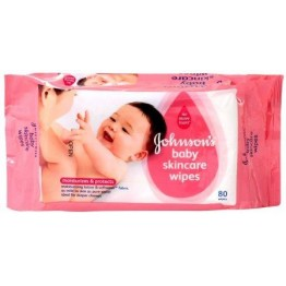 Johnson & Johnson Wipes - Baby Skincare Wipes & Diapers