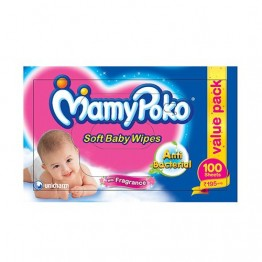 Mamy Poko Baby Wipes Wipes & Diapers