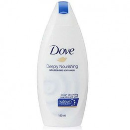 Dove Body Wash - Deeply Nourishing Detergents
