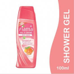 Fiama Di Wills Body Wash - Ashwagandha & Almond Cream Detergents