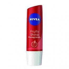 Nivea Fruity Shine Lip Moisturiser - Cherry Lip Care