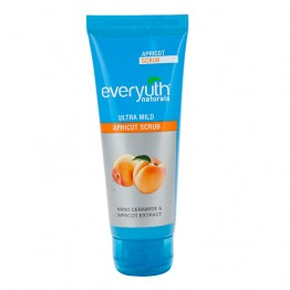 Everyuth Utra Mild Scrub - Apricot Scrubs & Face Pack