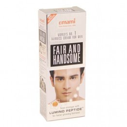 Emami Fairness Cream - Fair and Handsome For Men  daily Use