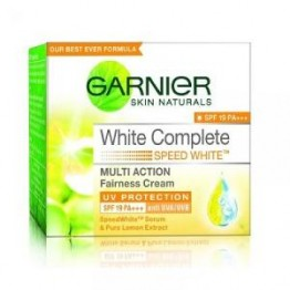 Garnier White Complete - Multi Action Fairness Cream SPF 19 Face Cream