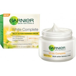 Garnier White Complete - Night Cream Face Cream