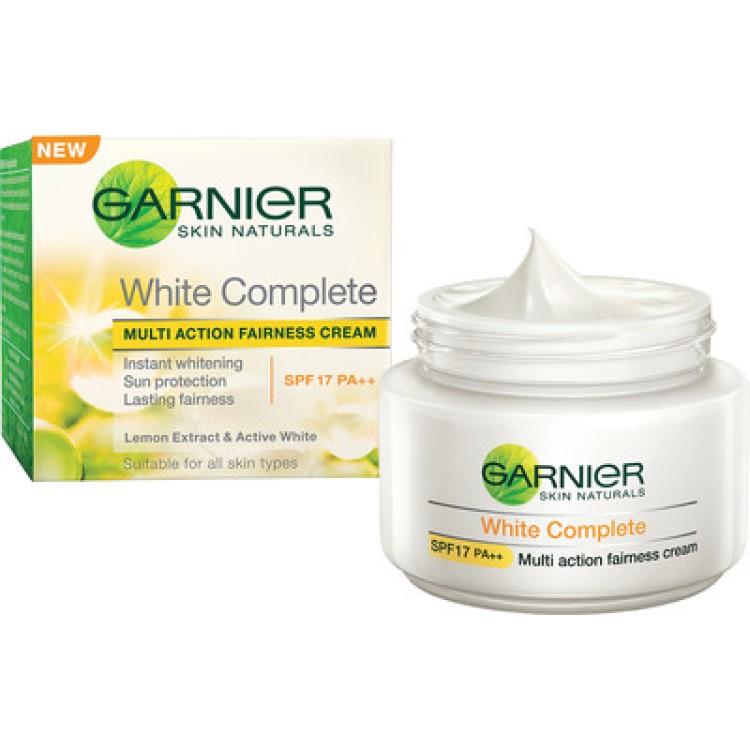 Buy Garnier White Complete Night Cream Online In Ranchi