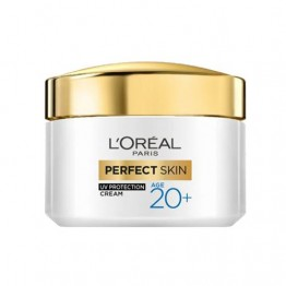 Loreal Paris Day Cream - Perfect Skin 20+ age daily Use