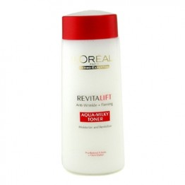 Loreal Paris Revitalift - Aqua Milky Toner Face Cream
