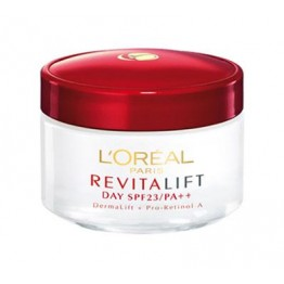 Loreal Paris Revitalift Day Cream - SPF18 Face Cream