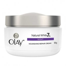 Olay Natural White Night Cream - Nourishing Repair daily Use