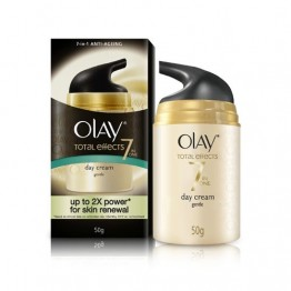 Olay Total Effect 7 in 1- Gentle Day Cream Cleanser Free daily Use