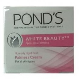 Ponds White Beauty Spot Less Light Fairness Cream daily Use