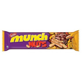 Nestle Munch Nuts Chocolates & Sweets