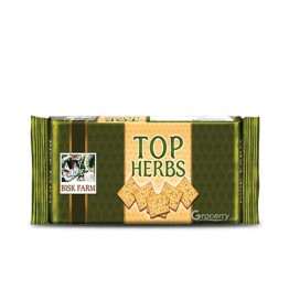 Bisk Farm Top Biscuits - Herbs Healthy & Digestive Biscuits.