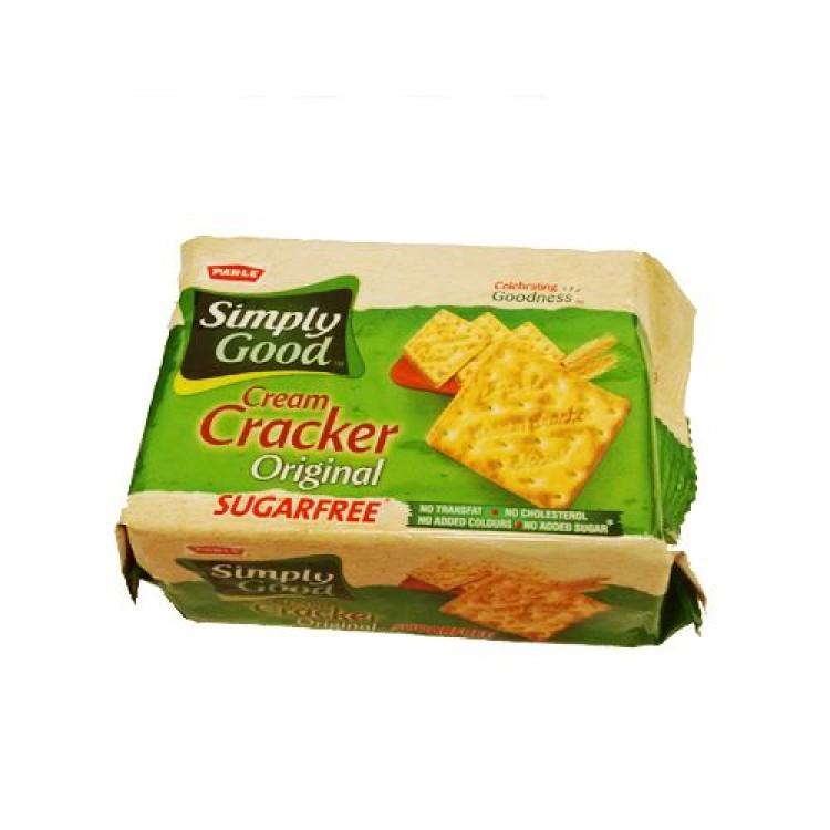 Parle Simply Good Sugarless - Cream Cracker