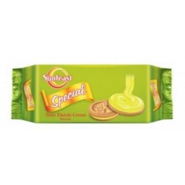 Sunfeast Special Cream Biscuits - Elaichi Cream Biscuits