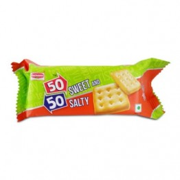 Britannia - 50 - 50 Sweet And Salty Biscuits Biscuits