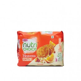 Britannia - Nutri Choice Oats Orange Biscuits