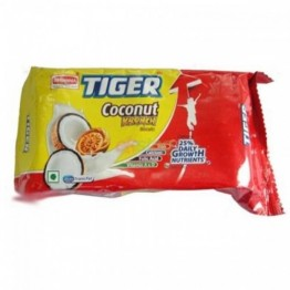 Britannia - Tiger Coconut Crunch Biscuits Biscuits