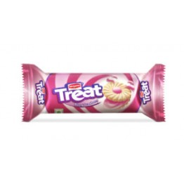 Britannia Treat - BuZZy Strawberry Biscuits Biscuits