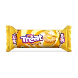 Britannia Treat - Crazy Pineapple Biscuits Biscuits