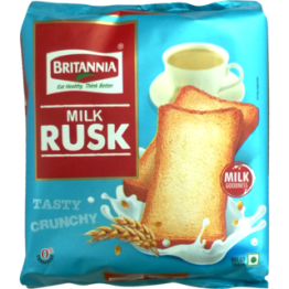 Britannia milk rusk Bakery, Breakfast & Snacks